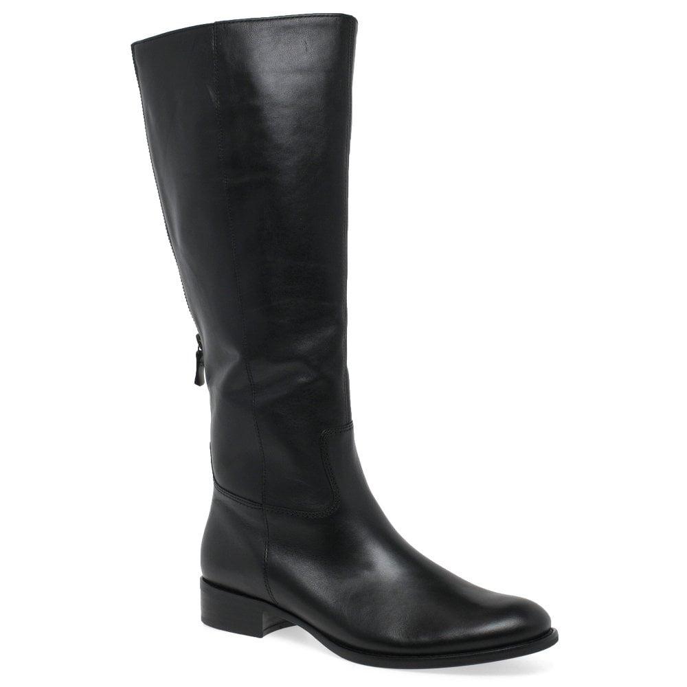 94c0abb5b3814e Gabor Palmer Ladies Long Zip Boots