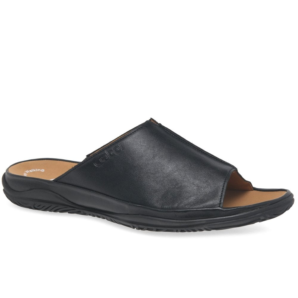 307e26614c4e89 Gabor Idol Casual Mules  Wide Fit  Charles Clinkard