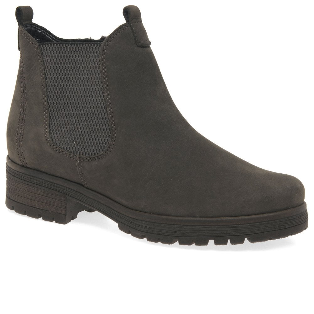 8700bcdb3db1 Gabor Agenda Ladies Chelsea Ankle Boots