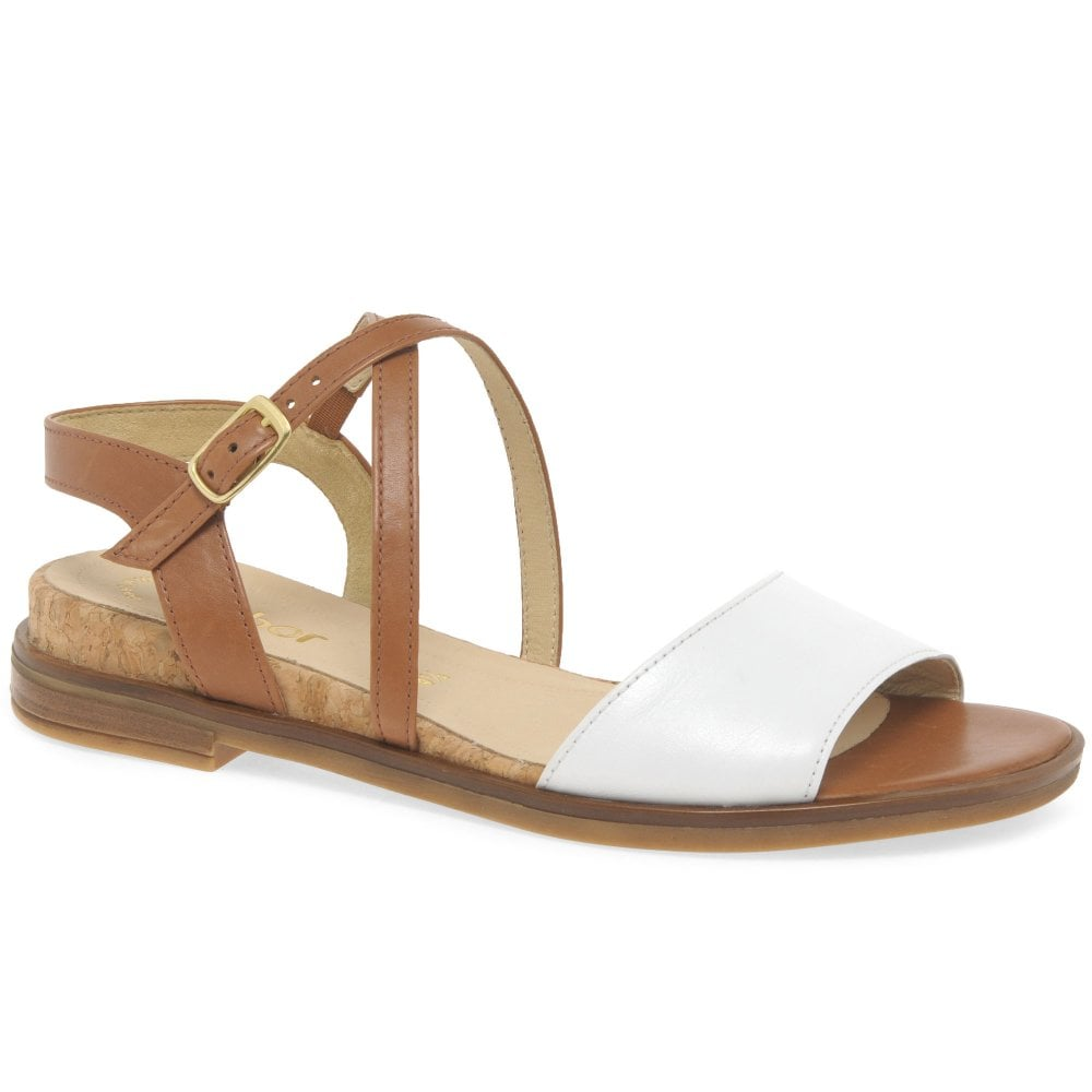 b689ace2e227 Gabor Impact Ladies Flat Sandals