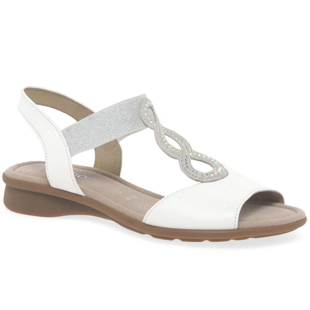 9e9c42ff964 Merlin Womens Open Toe Flat Sandals