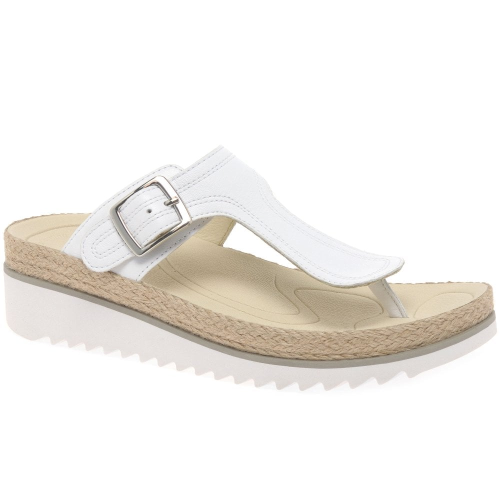 ca77f4c4d1b Gabor Nandu Ladies Toe Post Sandals