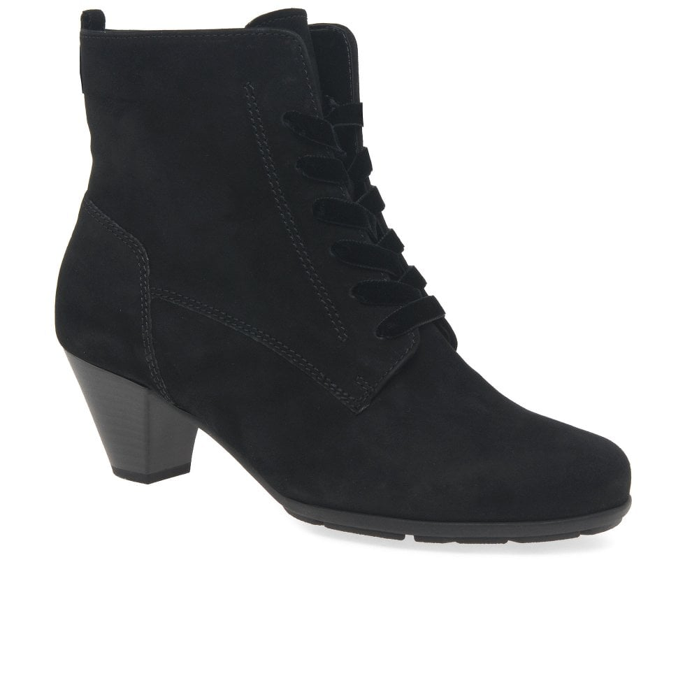 4df6ff9948494 Gabor Rutland Ladies Lace Up Ankle Boots - Women s from Gabor Shoes UK