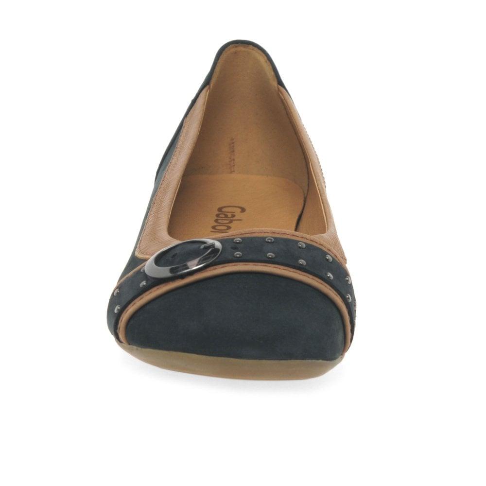 050e974718b Gabor Michelle Ladies Casual Ballet Pumps