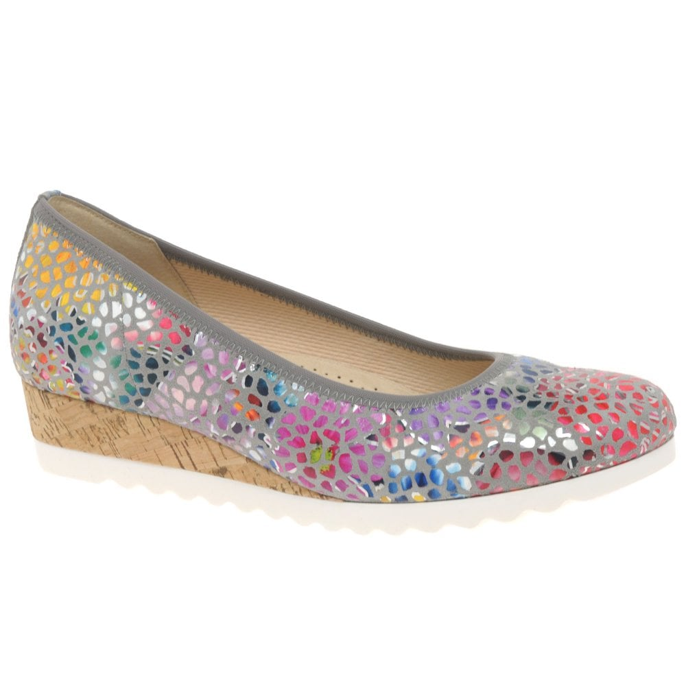 Epworth Ladies Modern Ballerina Shoes