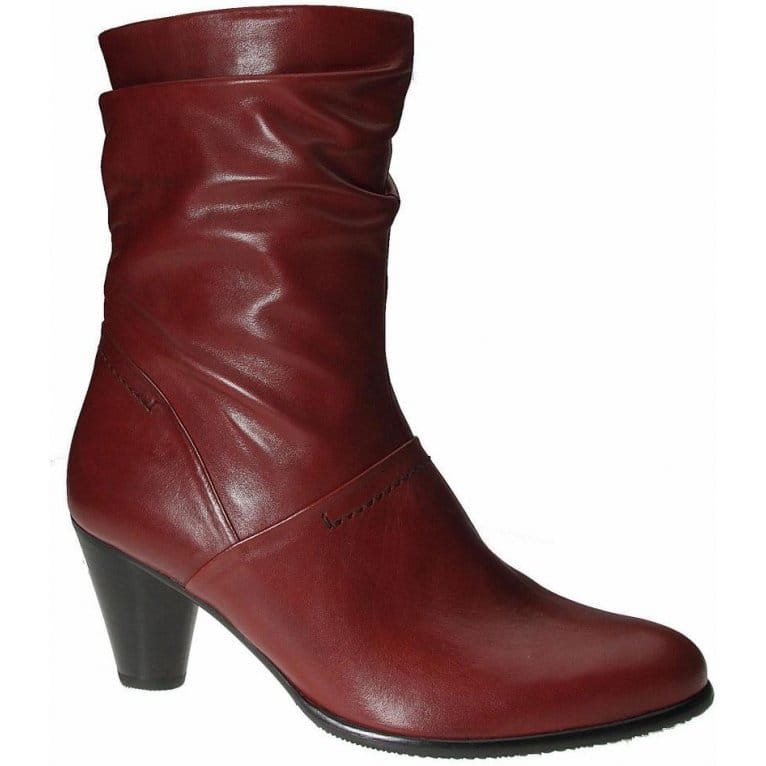 Gabor Comet Wide Calf Boots: Leather