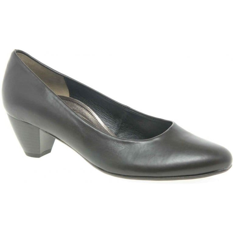 Gabor Whitaker Ladies Wide Fit Court Shoes