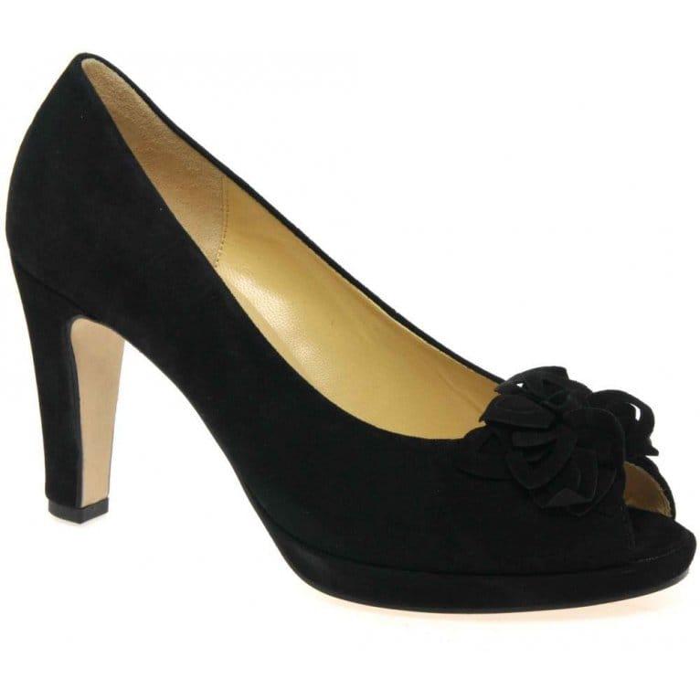 Gabor Moonlight Court Shoes | Flower