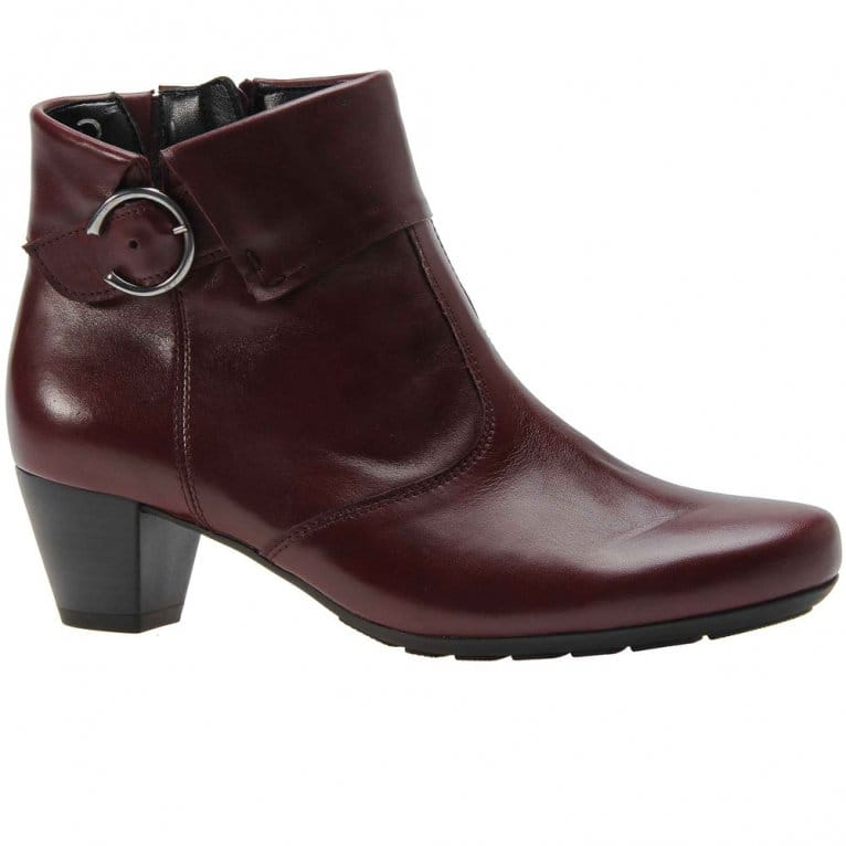 Gabor Cougar Womens Ankle Boots