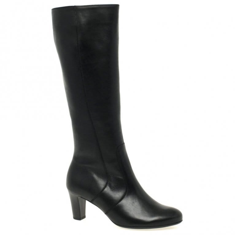 Gabor Maybe S Ladies Slim Fitting Long Boot