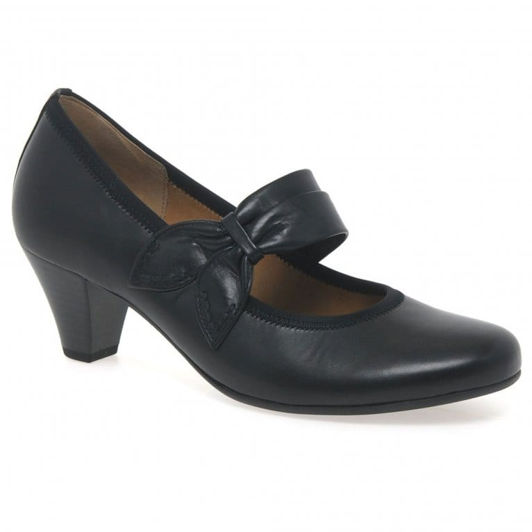 Gabor Coltrane Womens Dress Court Shoes