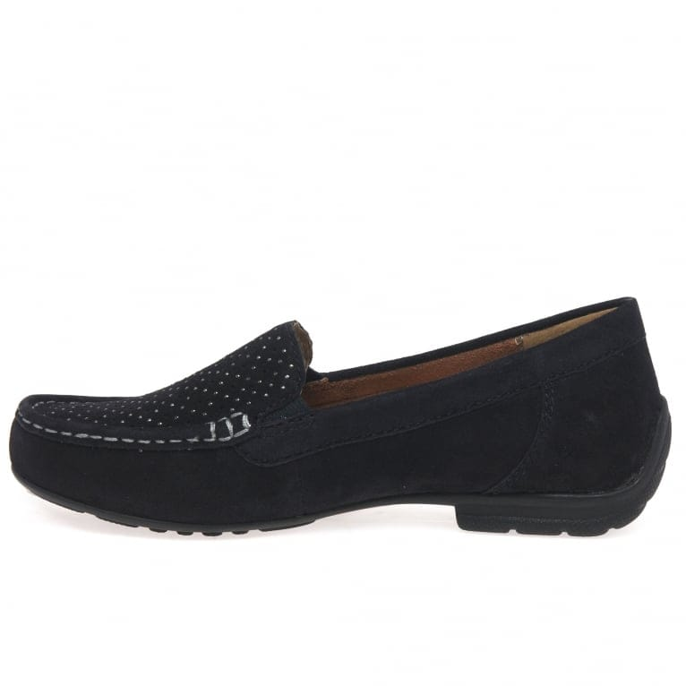 Gabor Annemarie Womens Casual Slip On Shoes