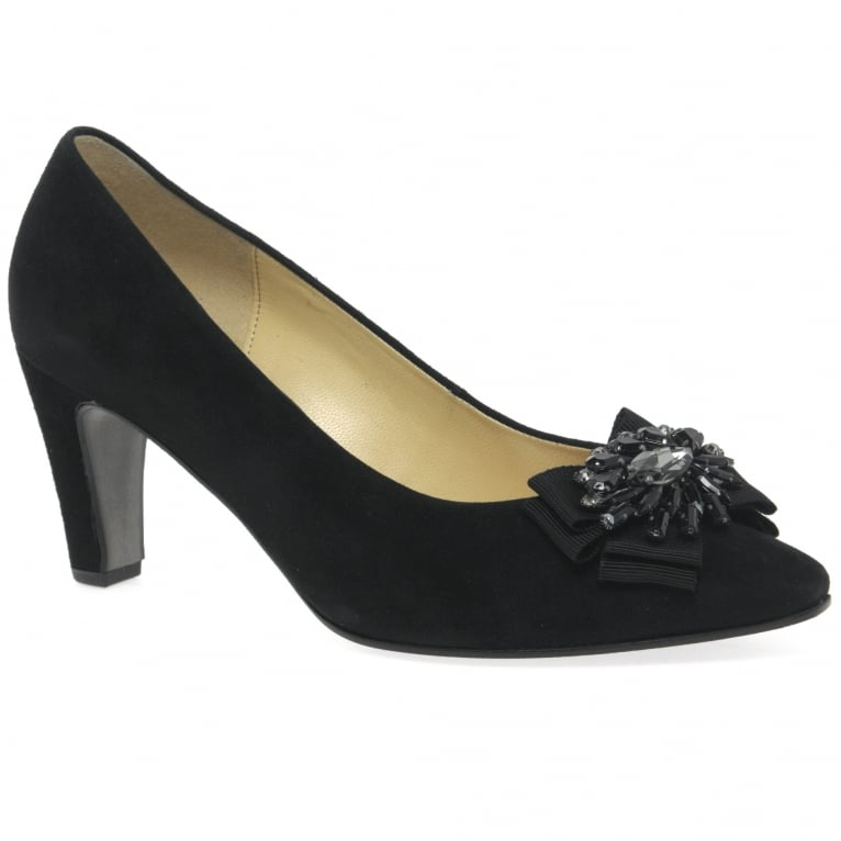 Gabor Audience Ladies Dress Court Shoes
