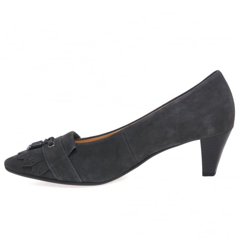 Gabor Brindon Ladies Dress Court Shoes