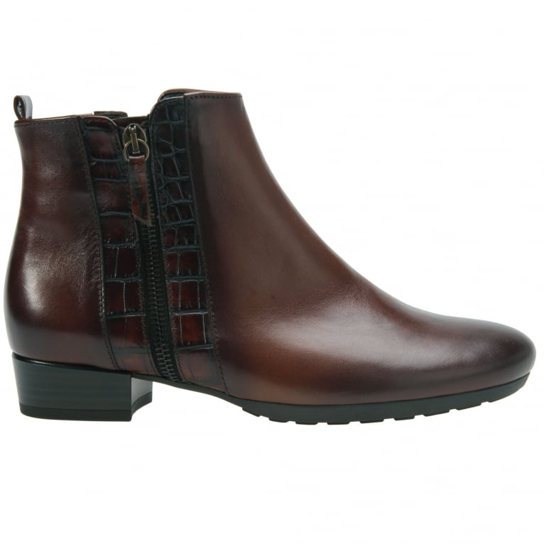Gabor Rundle Ladies Casual Ankle Boots