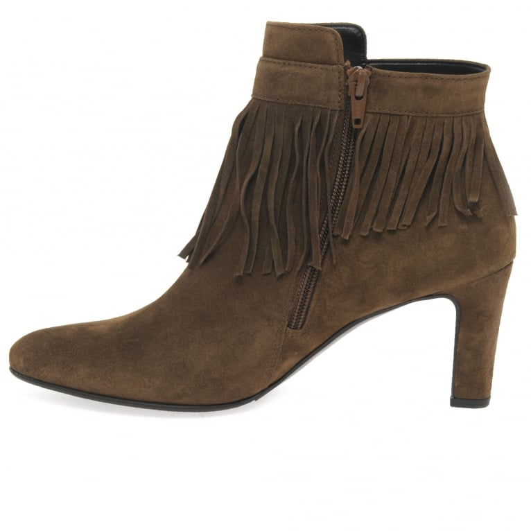 Gabor Brand Ladies Modern Ankle Boots