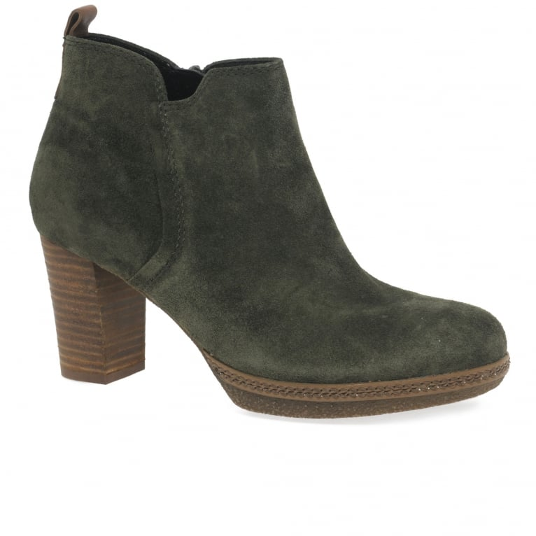 Gabor Tournament Ladies Modern Ankle Boots