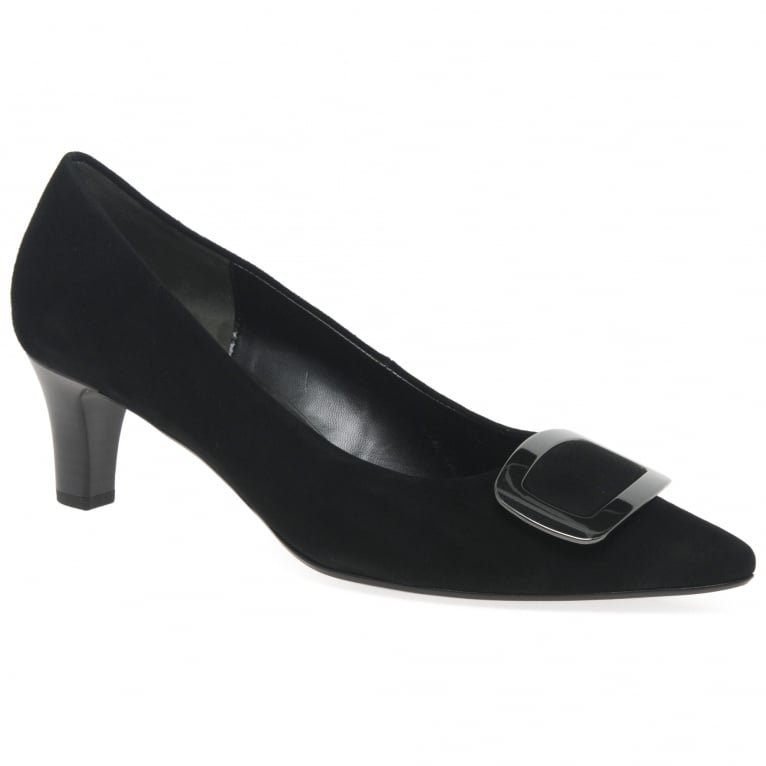 Gabor Dramatic Ladies Dress Court Shoes