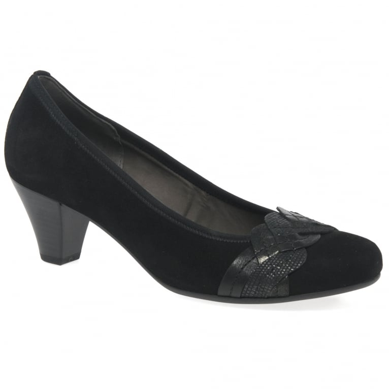 Gabor Kiss Ladies Dress Court Shoes
