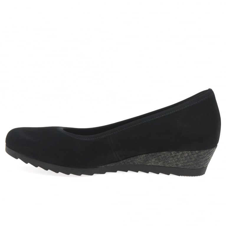 Gabor Epworth Ladies Modern Ballerina Shoes