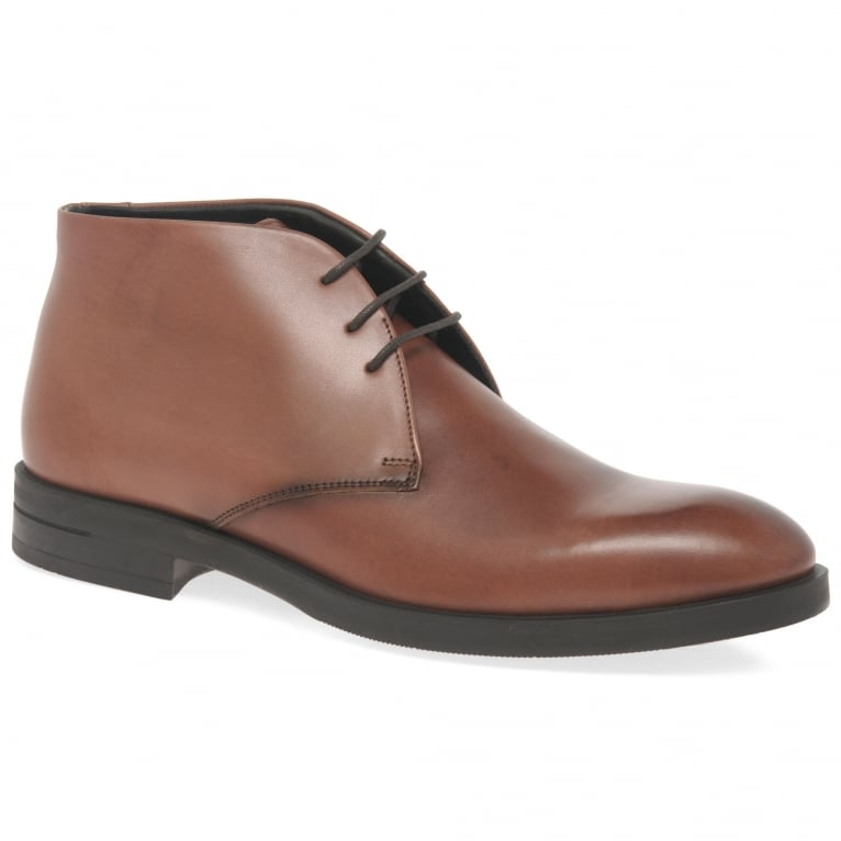 Gabor Seb Mens Formal Lace Up Boots