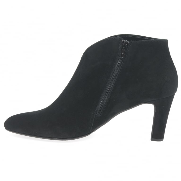 Gabor Ricard Ladies Modern Ankle Boots