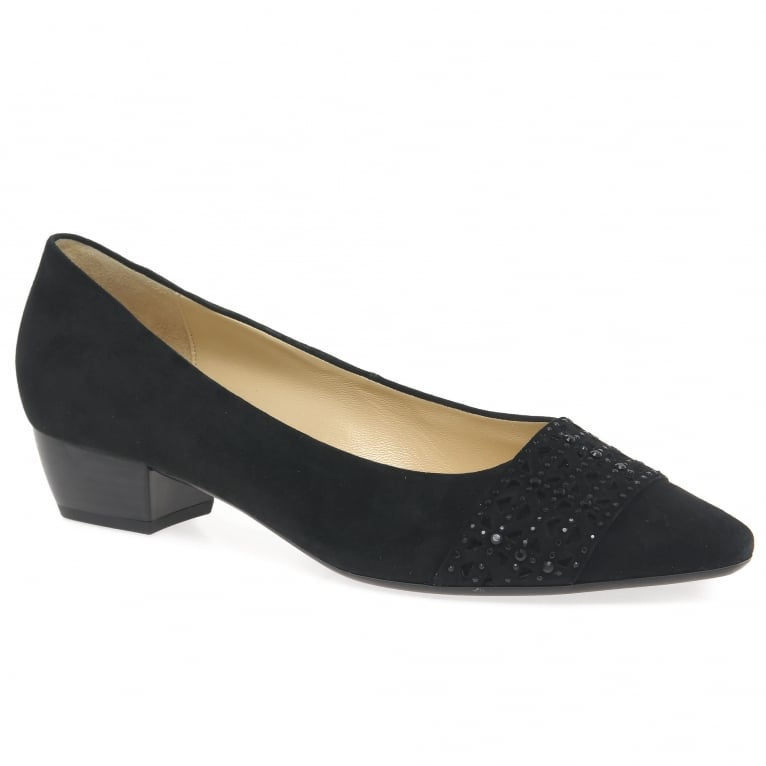 Gabor Starage Ladies Court Shoes