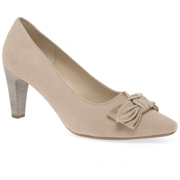 Gabor Grange Women's Suede Court Shoes