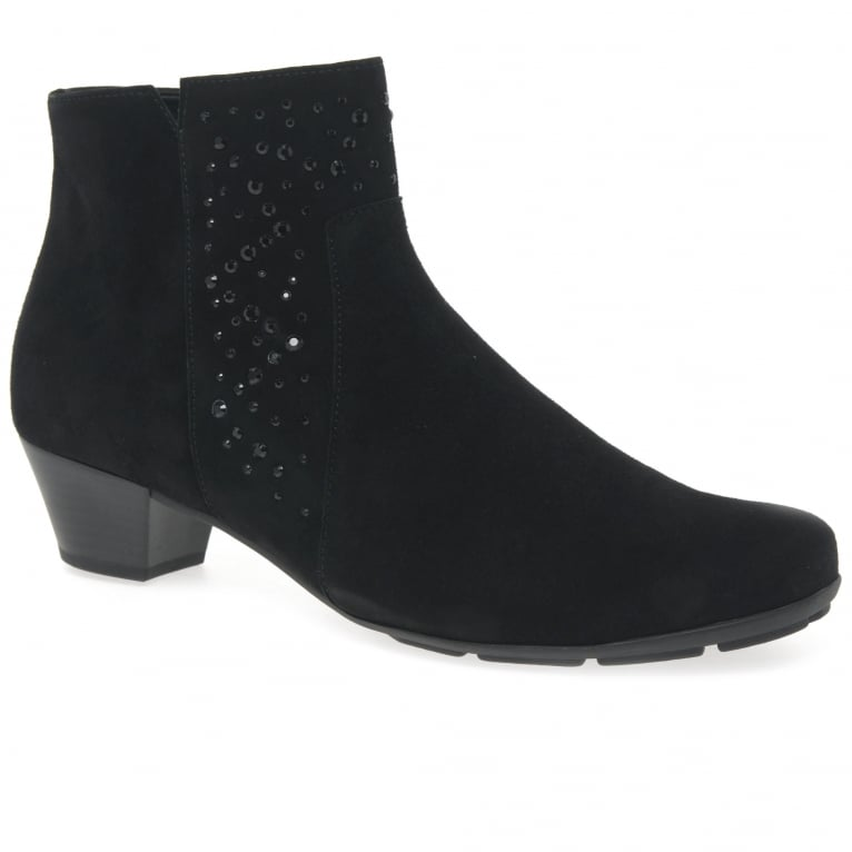 Brady Ladies Casual Ankle Boots