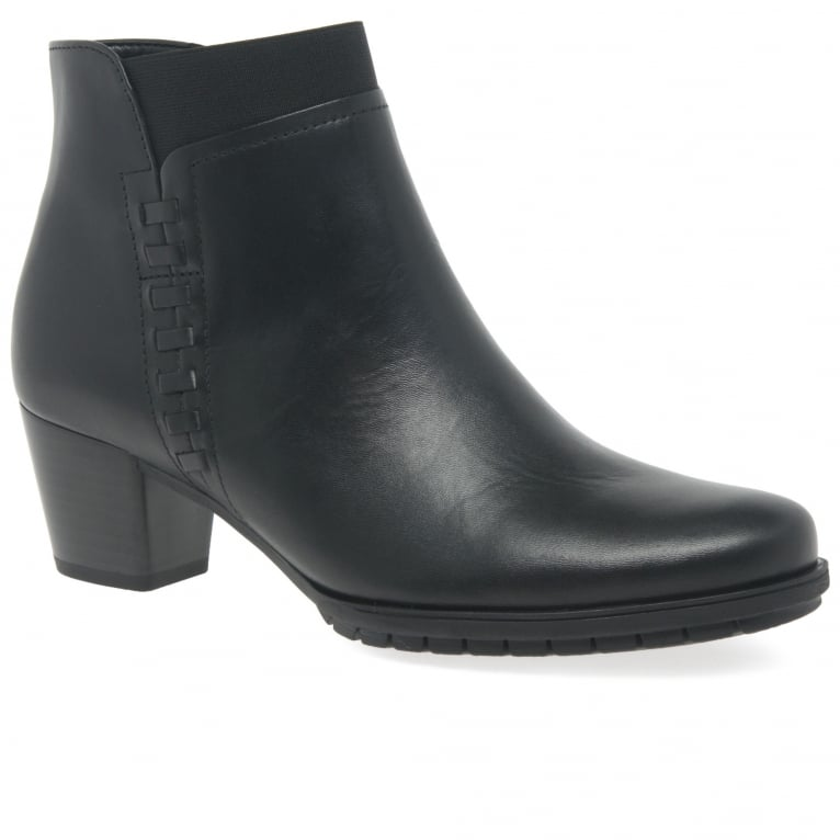 Gabor Ribbert Ladies Ankle Boots