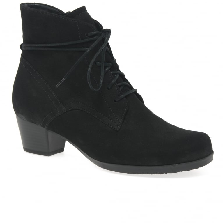 Gabor Fangio Ladies Casual Ankle Boots