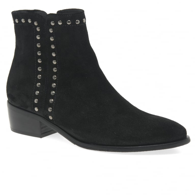 Gabor Effect Womens Modern Zip Fastening Ankle Boots
