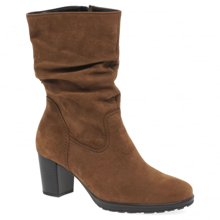Gabor Rotterdam Ladies Casual Calf Length Boots