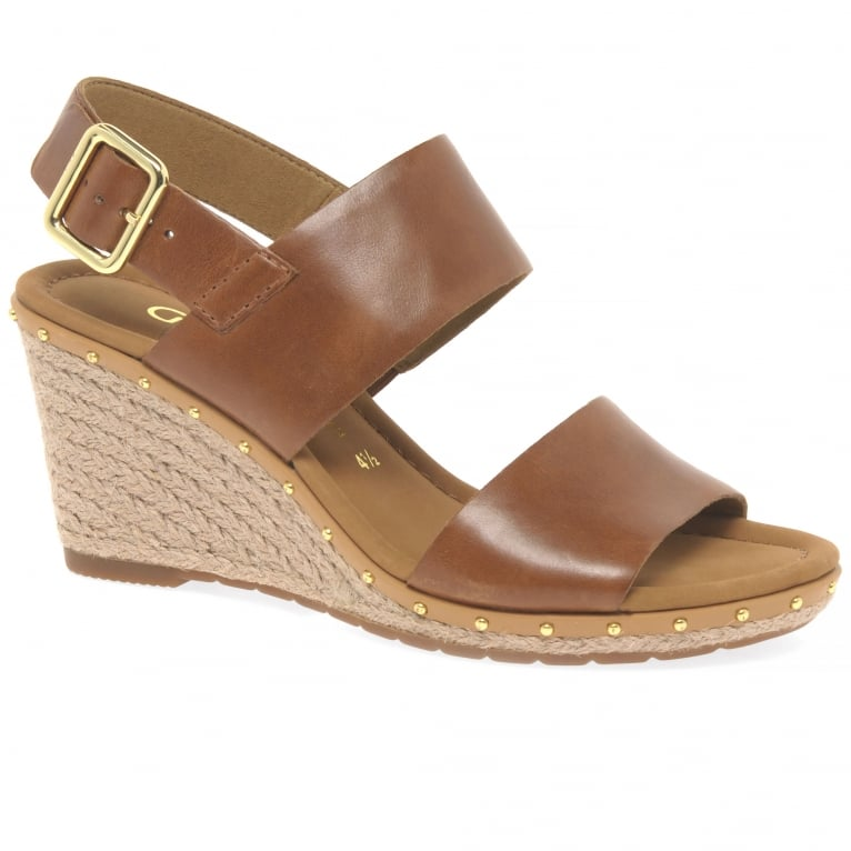 Anna 2 Ladies Wedge Heel Sandals