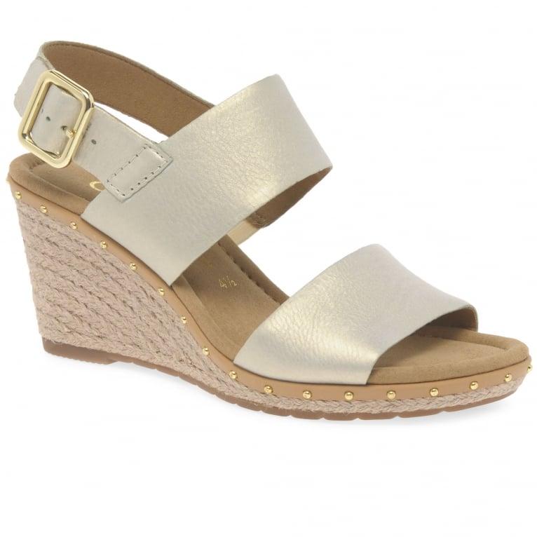 2 Wedge Anna Heel Sandals Ladies 8PO0NnXwk