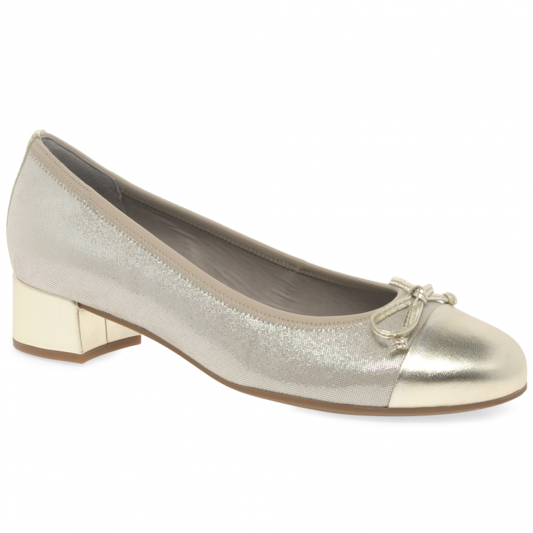 Gabor Lullaby Ladies Dress Court Shoes