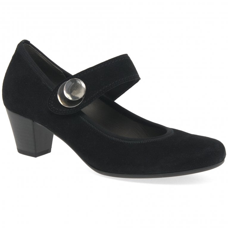 Nola Womens Mary Jane Court Shoes