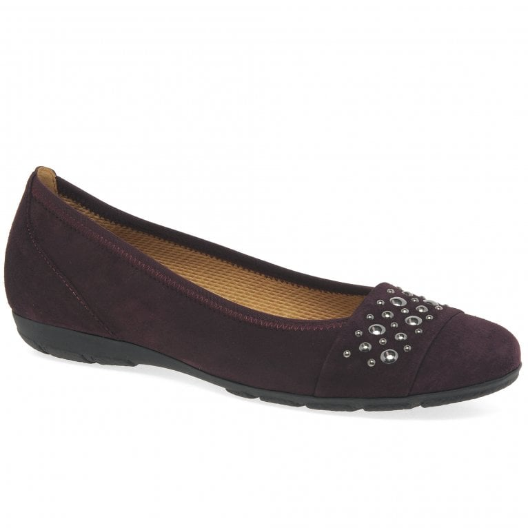 Gabor Electra Ladies Ballet Pumps