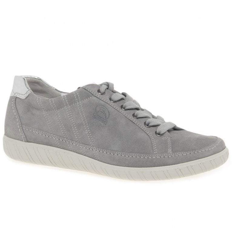 Amulet Womens Wide Fit Sneakers