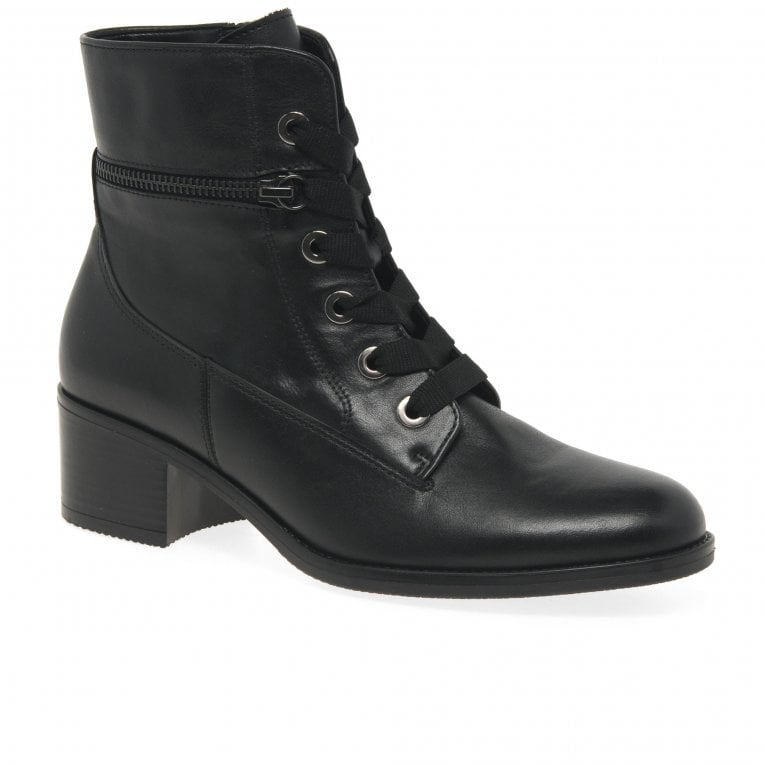 Gabor Iria Womens Military Style Boots | Gabor Shoes