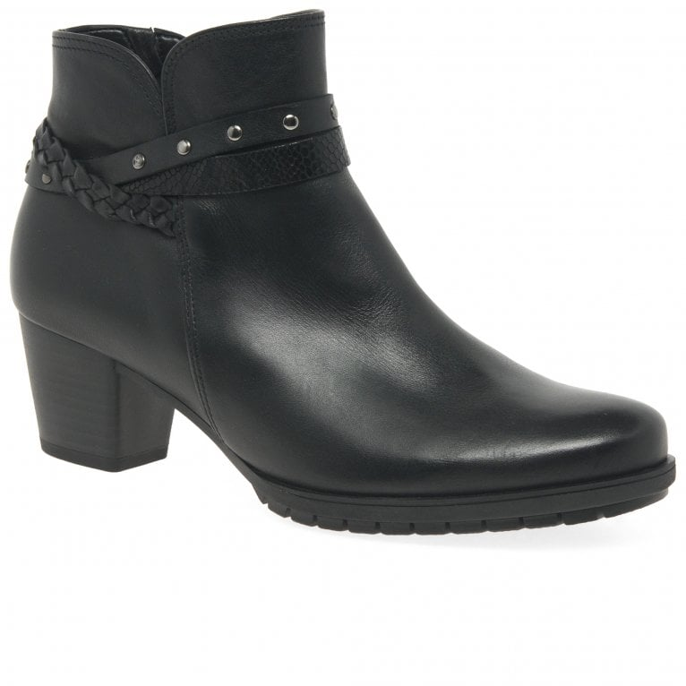 Gabor Oakford Womens Wide Fit Ankle