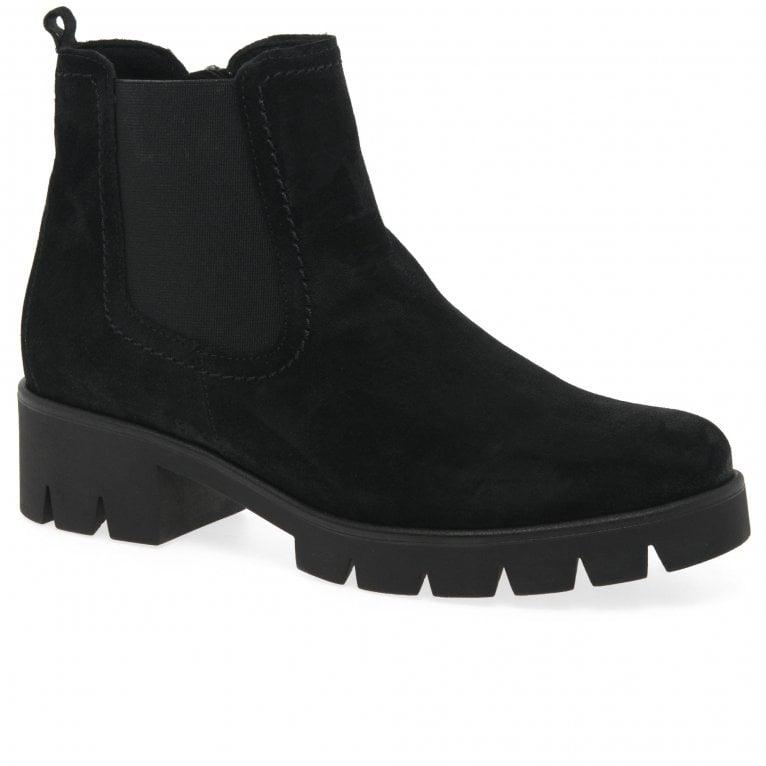 Gabor Bodo Womens Zip Fastening Boots
