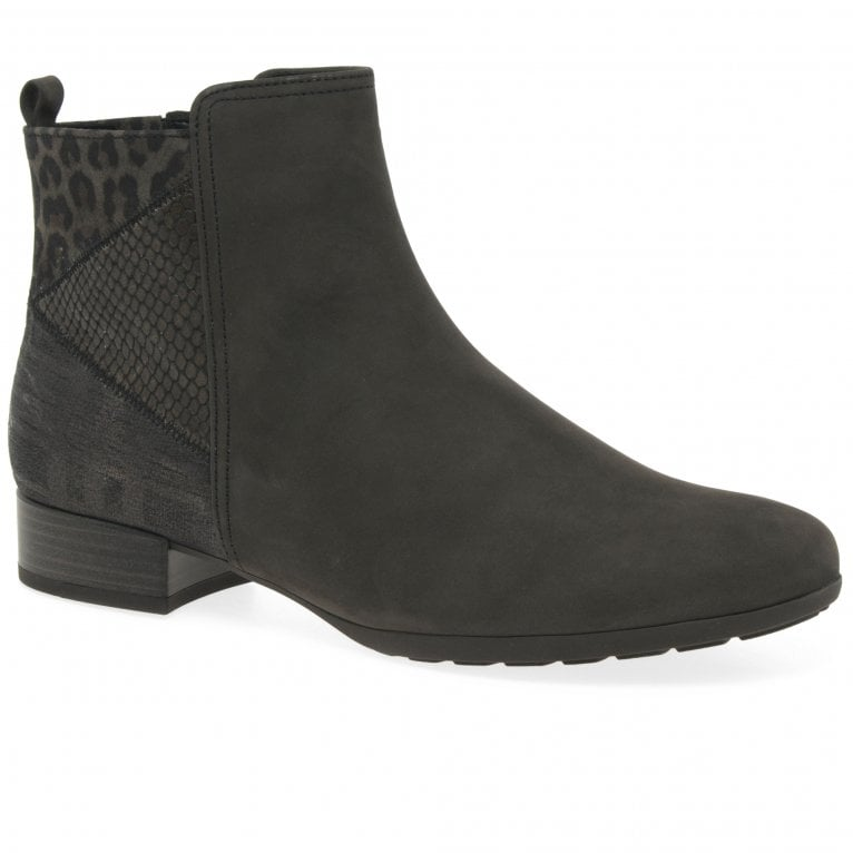 Ladies' Wide Fit Ankle Boots | Debenhams