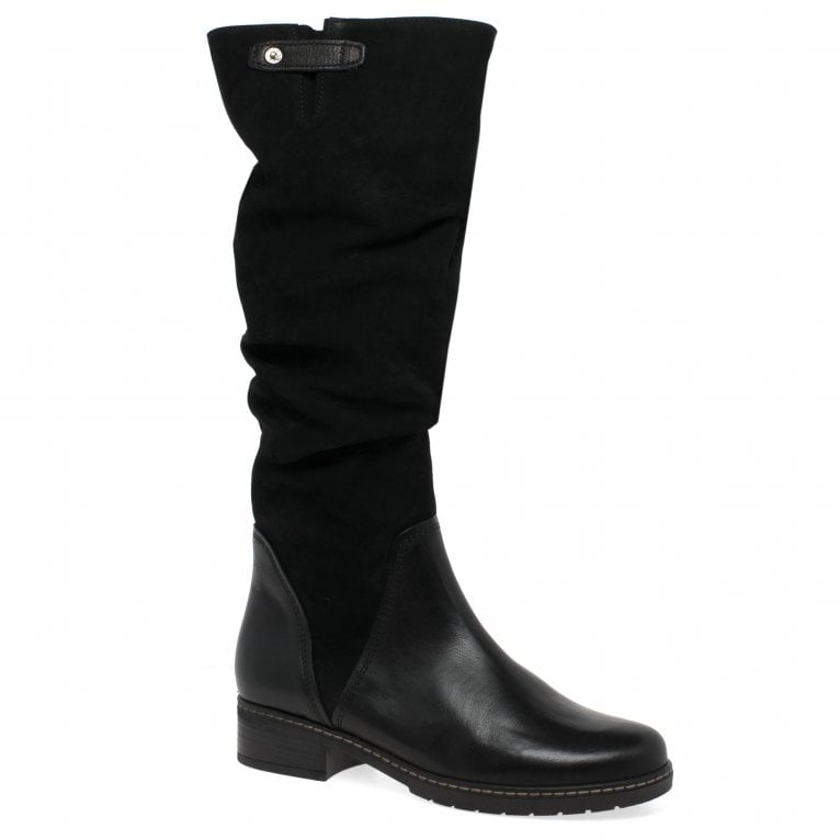 Gabor Dixie Leather Womens Boots