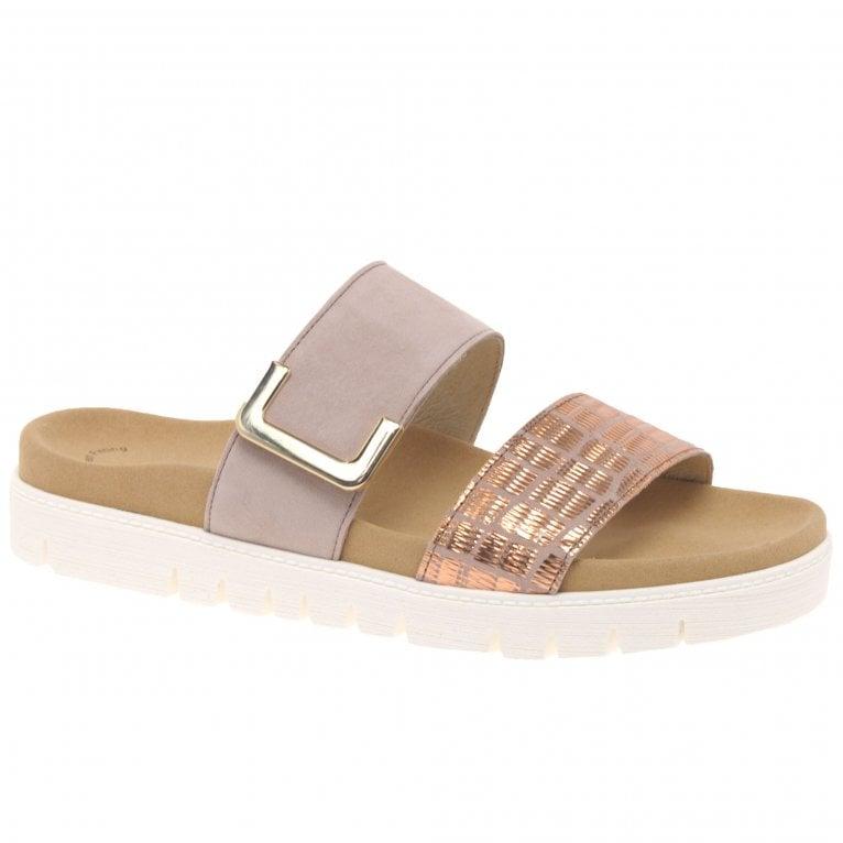 Gabor Euphoria Womens Mule Sandals| Gabor