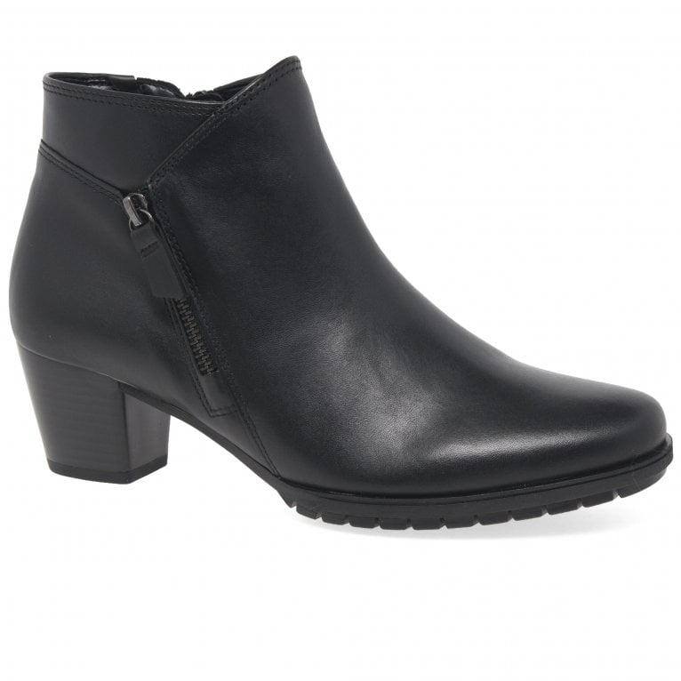 Olivetti Womens Zip Fastening Ankle Boots