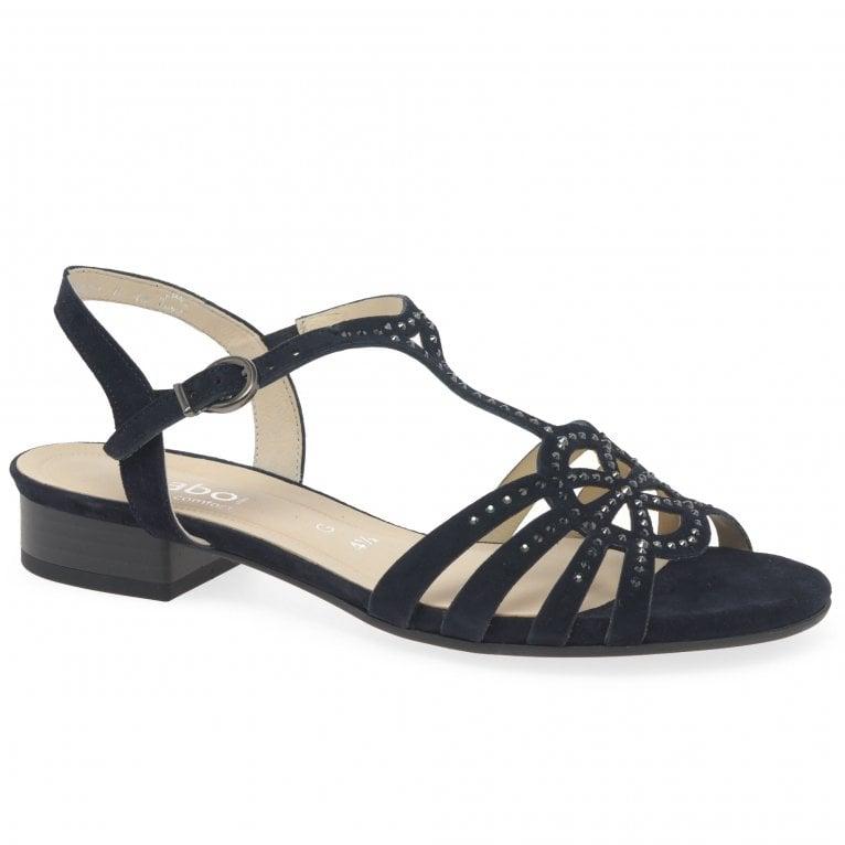 Expance Womens Block Heel Sandals