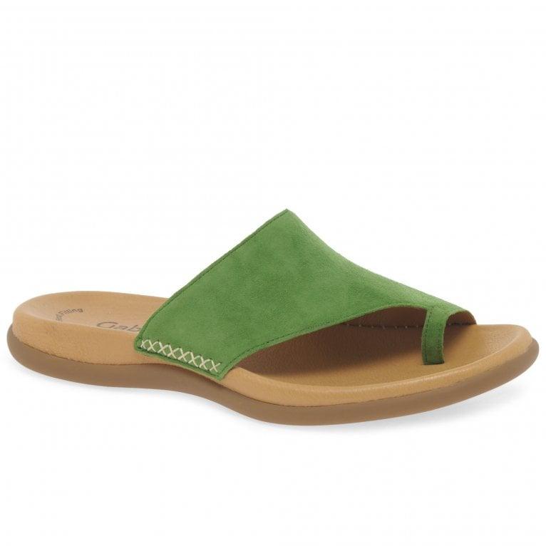 Lanzarote Womens Toe Post Sandals