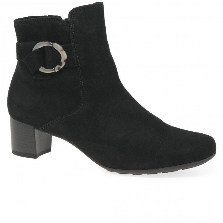 Hemp Womens Ankle Boots