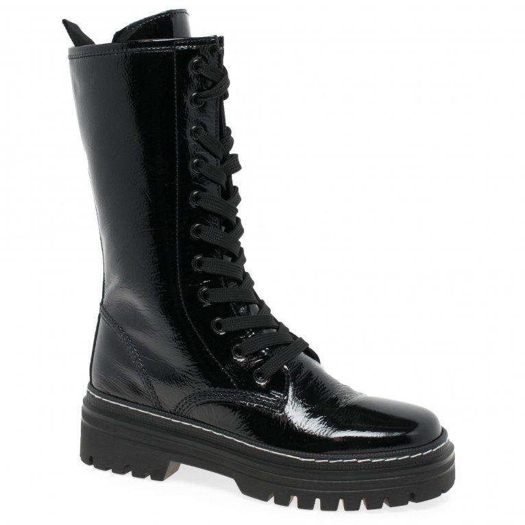 Ghent Womens Calf Length Boots